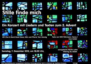 Stille finde mich 2013-12-07