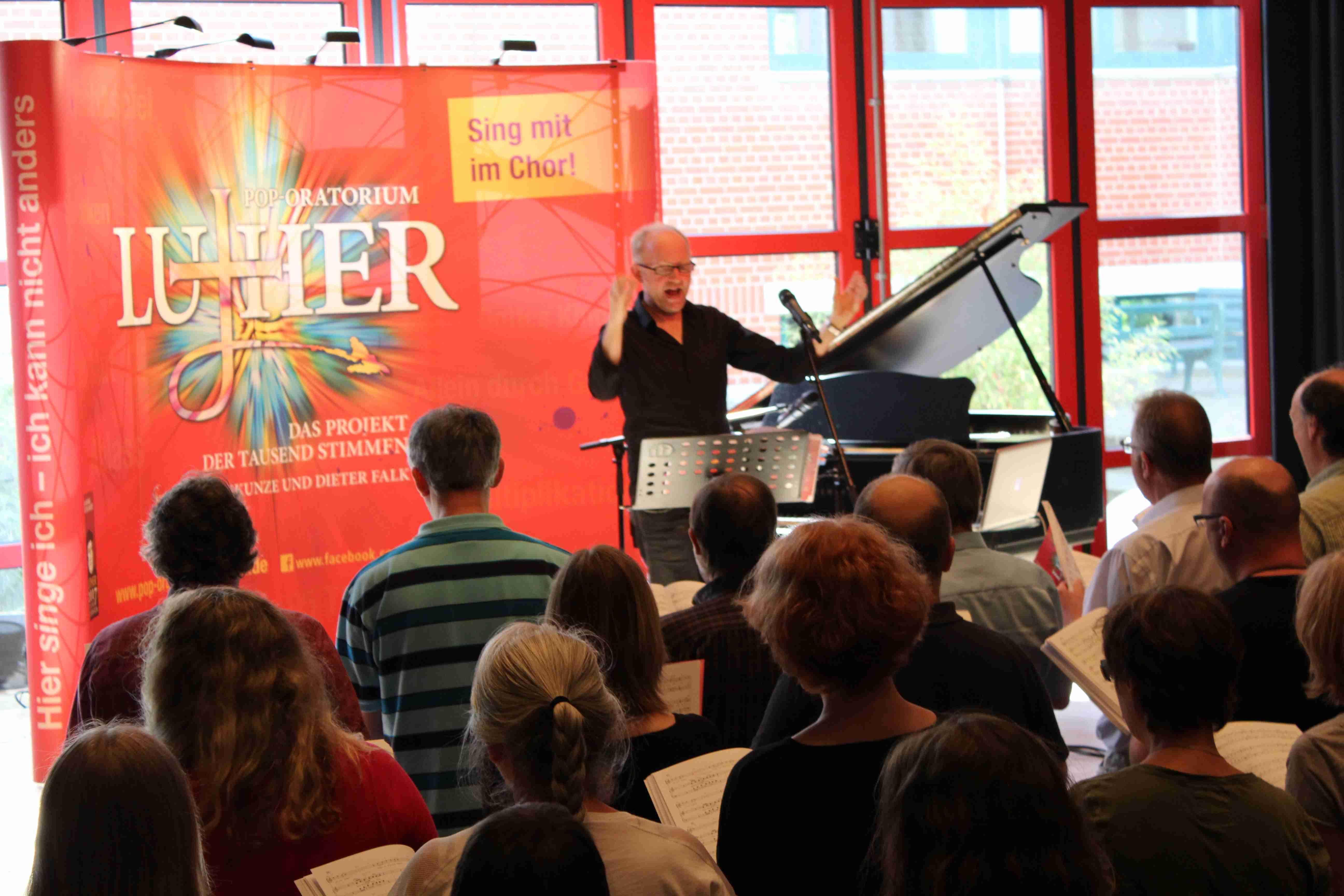 Chorleiterschulung in Düsseldorf