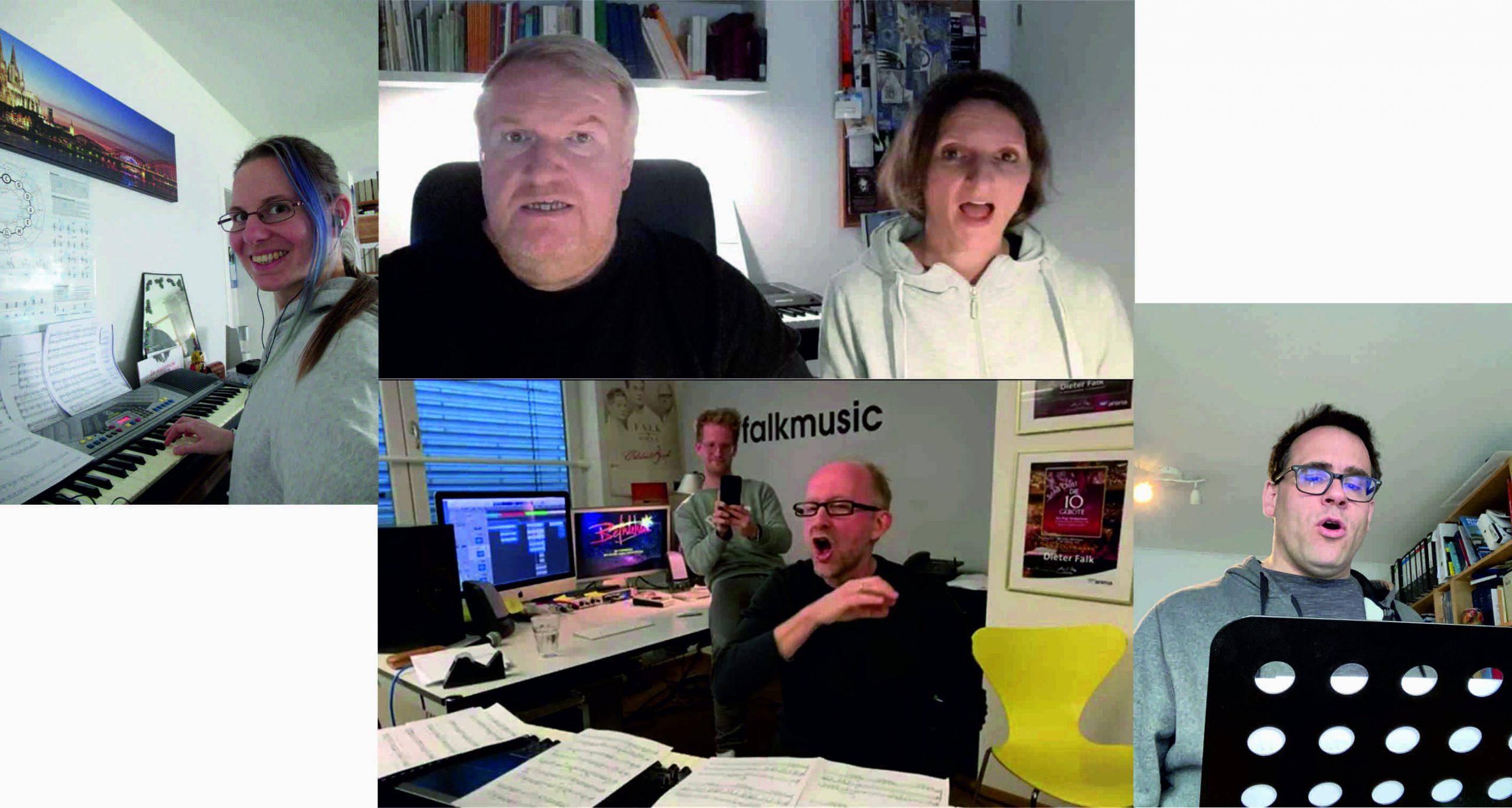 Singen Zuhause Chor Band Good News